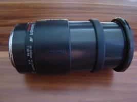 Foto 2 Canon EOS 1000F Spiegelreflexkamera mit Tamron aspherical AF Objektiv 28-200mm
