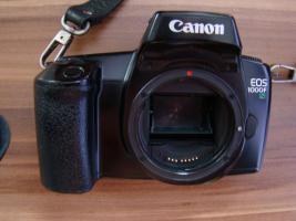 Foto 4 Canon EOS 1000F Spiegelreflexkamera mit Tamron aspherical AF Objektiv 28-200mm