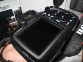 Foto 3 Canon EOS 1100D Kit + Zubehör & Garantie