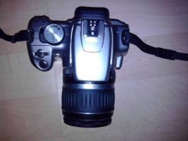 Foto 6 Canon EOS 350D Spiegelreflex Silber