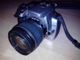Foto 7 Canon EOS 350D Spiegelreflex Silber