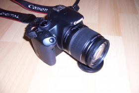 Canon EOS 450 D Kit + EF-S 18-55 IS mit Restgarantie (9 Monate)
