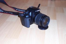 Foto 3 Canon EOS 450 D Kit + EF-S 18-55 IS mit Restgarantie (9 Monate)