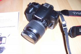 Foto 5 Canon EOS 450 D Kit + EF-S 18-55 IS mit Restgarantie (9 Monate)