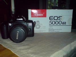 Foto 2 Canon EOS 5000 Kit analog Kamera zu verkaufen. NICHT DIGITAL!!!!!