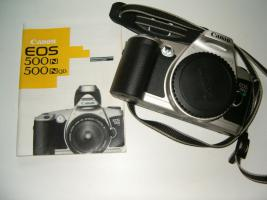 Canon EOS 500N ! -Top Zustand-