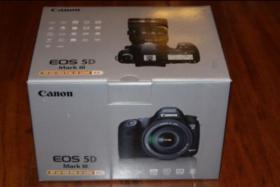 Canon EOS 5D MK III + EF 24-105 F4 L IS USM inkl. Adobe Software NEU 5 D Mark 3 inkl Adobe Photoshop