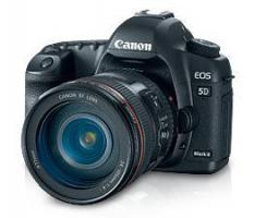 Canon EOS 5D Mark II+ Canon EF 24-105 mm f/4.0 L IS USM Objektiv