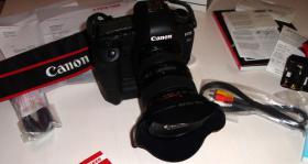 Foto 3 Canon EOS 5D Mark II + 17-40 Canon L + Batteriegriff