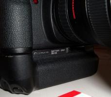 Foto 5 Canon EOS 5D Mark II + 17-40 Canon L + Batteriegriff