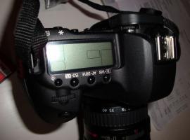 Foto 7 Canon EOS 5D Mark II + 17-40 Canon L + Batteriegriff