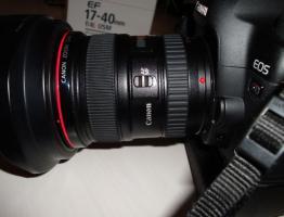 Foto 8 Canon EOS 5D Mark II + 17-40 Canon L + Batteriegriff