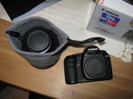 Foto 3 Canon EOS 5D Mark II ,  21.1- NEU