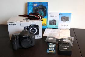 Canon EOS 7D + objektiv EF 24-70mm f/2.8L USM
