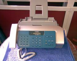 Canon Normalpapier Telefon/Fax B 840 mit Anrufbeantworter