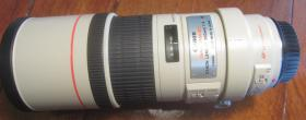 Foto 2 Canon Objektiv EF 300mm 1:4 L IS USM