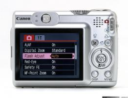 Foto 3 Canon PowerShot A570 IS
