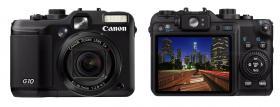 Canon Powershot G10 mit Zubehör