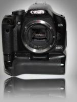 Foto 2 Canon-Spiegelreflexkamera inkl.LCD Bateriegriff und mehr...