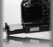Foto 4 Canon-Spiegelreflexkamera inkl.LCD Bateriegriff und mehr...