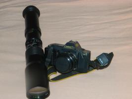 Canon T70 mit Objektiven!!