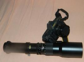 Foto 2 Canon T70 mit Objektiven!!