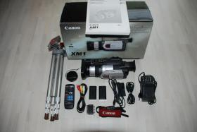 Foto 2 Canon XM1 3CCD Camcorder plus Zubeh�r 16:9 f�hig