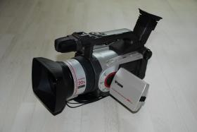 Foto 3 Canon XM1 3CCD Camcorder plus Zubeh�r 16:9 f�hig