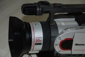 Foto 4 Canon XM1 3CCD Camcorder plus Zubeh�r 16:9 f�hig