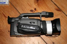 Foto 2 Canon XM1 Camcorder und sehr viel Zubehör