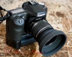 Foto 2 Canona EOS 50D inkl Objektiv / Spiegelreflexkamera