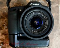 Foto 3 Canona EOS 50D inkl Objektiv / Spiegelreflexkamera