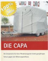 Capa - Garage für Ihren 1,5er Pferdeanhänger NEU