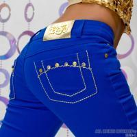 Capri-Jeans Gr. L, Neuware