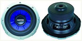 Car-Subwoofer McHammer ''Domination 400'', 8''/20cm, 400 Watt, blau