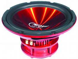 Car-Subwoofer Megakick ''RedDevil-800'', 30cm Ø, 800 Watt