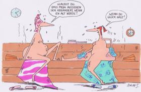 Cartoons von Birte S nun auch exclusiv im Onlineshop der [galerie.bruehl]