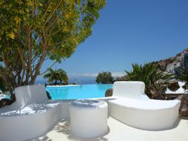 Foto 3 Casa Salvatore - Teneriffa Süd - mit einmaliger Pool-Landschaft - für 2 Personen