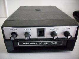 Casetten-Recorder Motorola