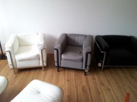 cassina sessel sofa lc2 lc3 liege lc4 le corbusier in k ln. Black Bedroom Furniture Sets. Home Design Ideas