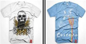 Castano T-Shirts Großhandelsposten