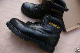 Caterpillar (CAT) Boots ''Walking Machines'' Grösse 43 Boots VHB 85, -