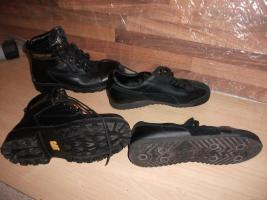 Foto 3 Caterpillar (CAT) Boots ''Walking Machines'' Grösse 43 Boots VHB 85, -