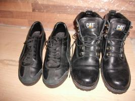 Foto 4 Caterpillar (CAT) Boots ''Walking Machines'' Grösse 43 Boots VHB 85, -