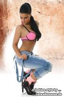 Catwalk Avenue Jeans Latzhose Modell Naila