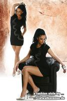 Catwalk Avenue Minikleid Modell Sly