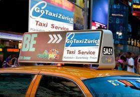 Inserat Go Taxi