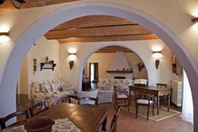 Foto 9 Charmantes Landhaus in der Toskana mit privaten Pool
