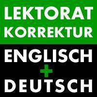 Chemnitz Aachen - KORREKTURLESEN ENGLISCH KORREKTUR ENGLISCH + DEUTSCH LEKTORAT BACHELORARBEIT DIPLOMARBEIT Chemnitz