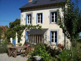 Chez l'Arbre, Ferienwohnung in der vulkanischen Auvergne, Frankreich